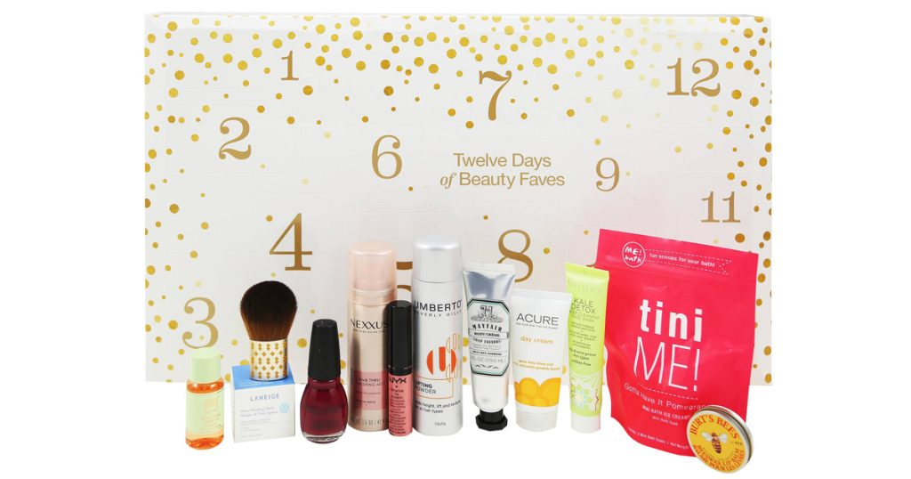 target-beauty-advent-calendar