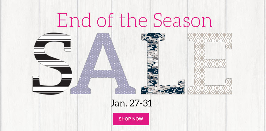 There Is A Thirty One End Of Season Sale Going On Right Now And Ends At January 31st 1159pm EST This Select Items That Are Retiring As