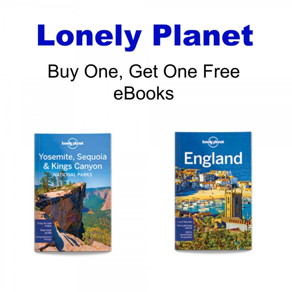 Coupons lonely planet