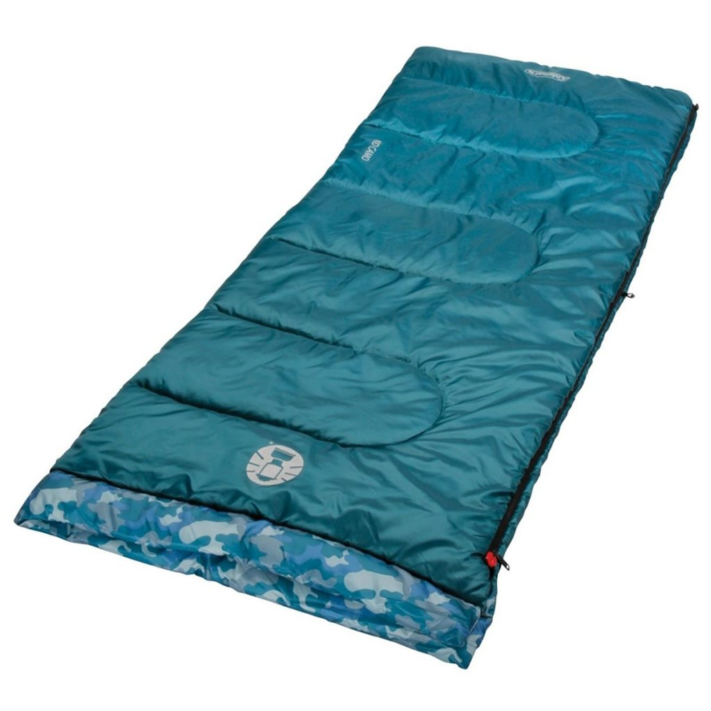 Amazon: Coleman Plum Fun 45 Degree Youth Sleeping Bag $15 ...