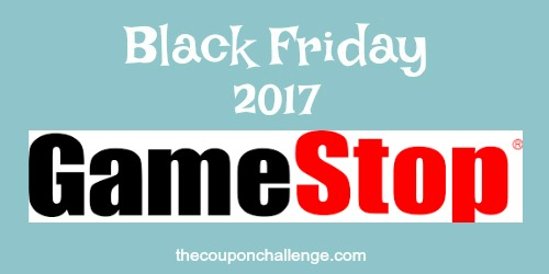 photo about Printable Gamestop Application called 2017 GameStop Black Friday Advert Advert Scan Printable Listing