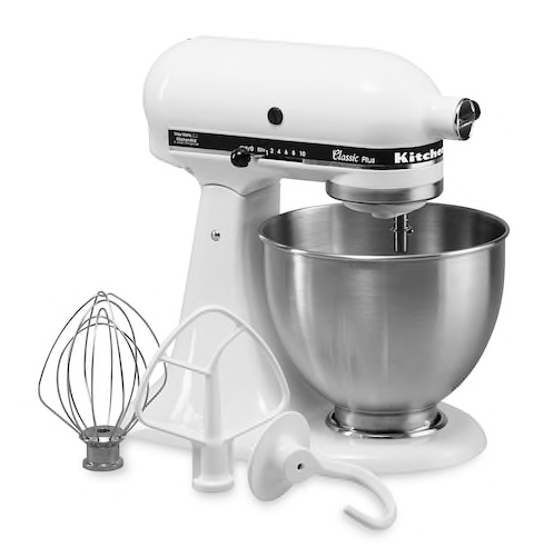 2017 kohl 39 s black friday now kitchenaid classic plus 4 5 qt stand mixer the coupon. Black Bedroom Furniture Sets. Home Design Ideas