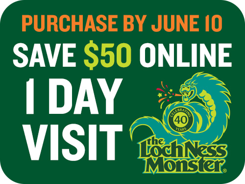 Save $50 on a Busch Gardens Single Day Ticket - The Coupon Challenge