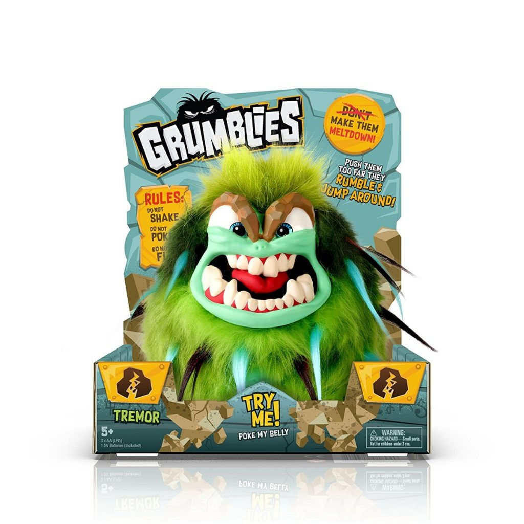 Grumblies in stock