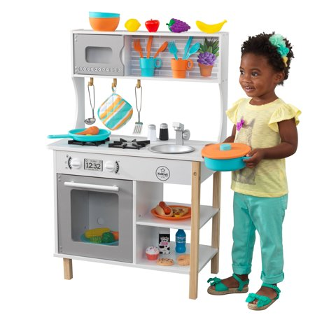 Walmart Black Friday Now Kidkraft All Time Play Kitchen With