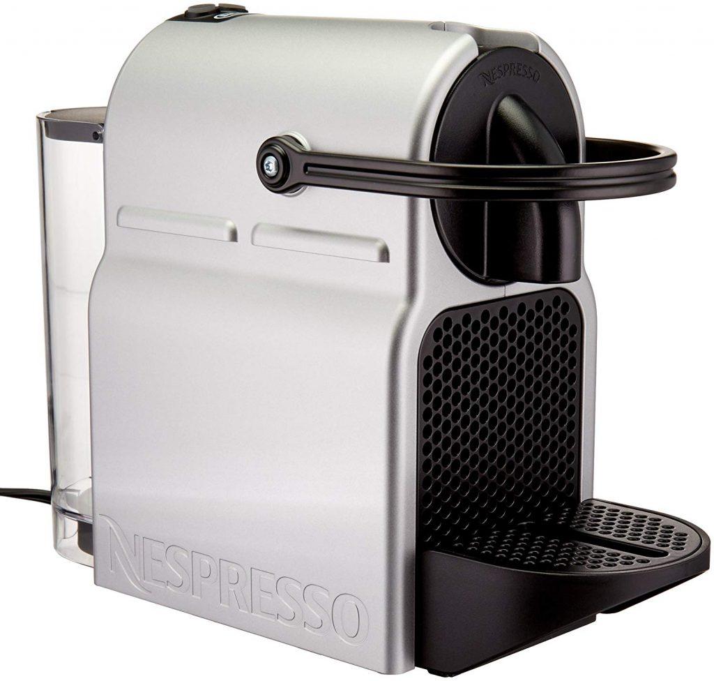 amazon lowest price nespresso inissia espresso machine. Black Bedroom Furniture Sets. Home Design Ideas